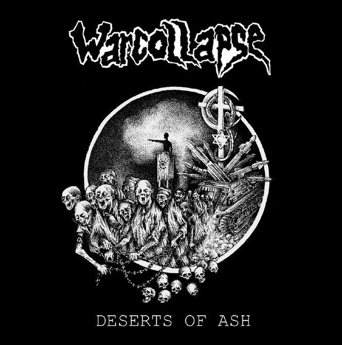 6614237f9f12 WARCOLLAPSE - Desert of ash (Insane society)   12